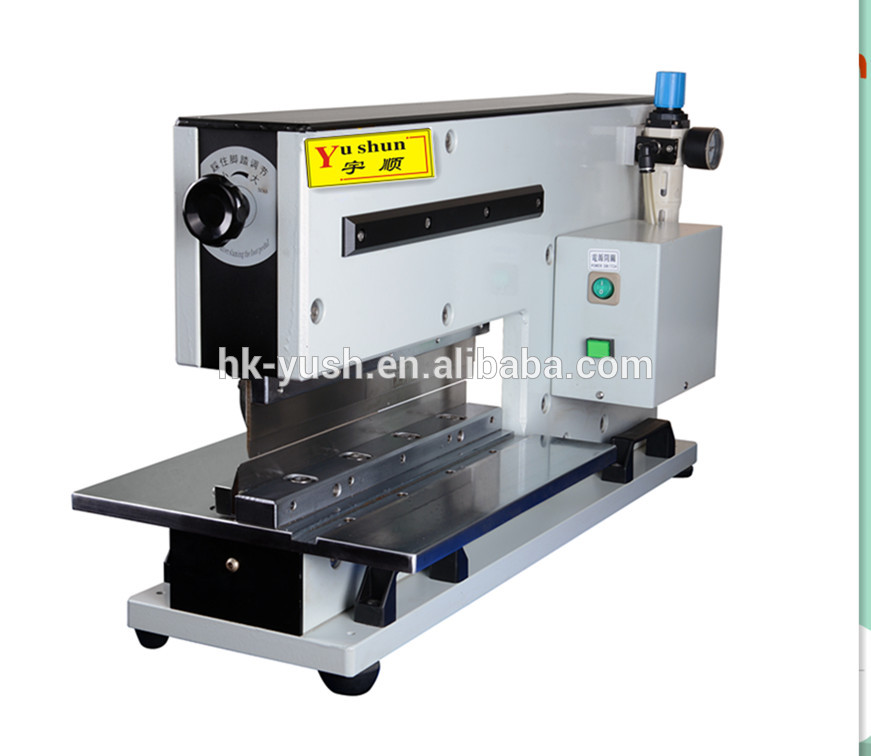 LED PCB Cutter. LED alum boards depaneling machine, PCB separator-YSVC-2,Buy Multi Blades Depaneling,Pcb Boards Depaneling,Led Pcb Cutting Machine Product on pcbcuttingmachine.com