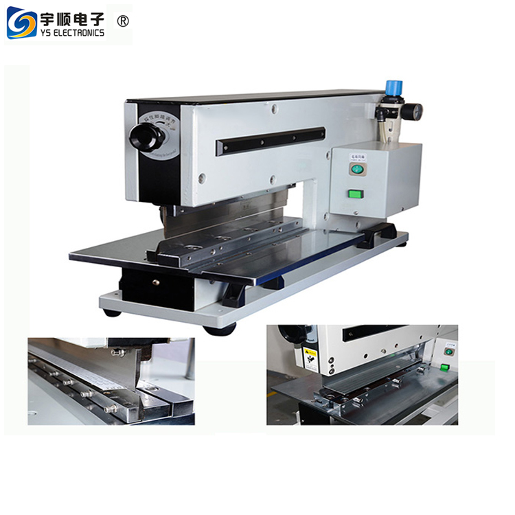 Pneumatic type pcb cutting machine depaneling machine /MC PCB Depaneling Machine-YSVC-2,Buy Multi Blades Depaneling,Pcb Boards Depaneling,Led Pcb Cutting Machine Product on pcbcuttingmachine.com