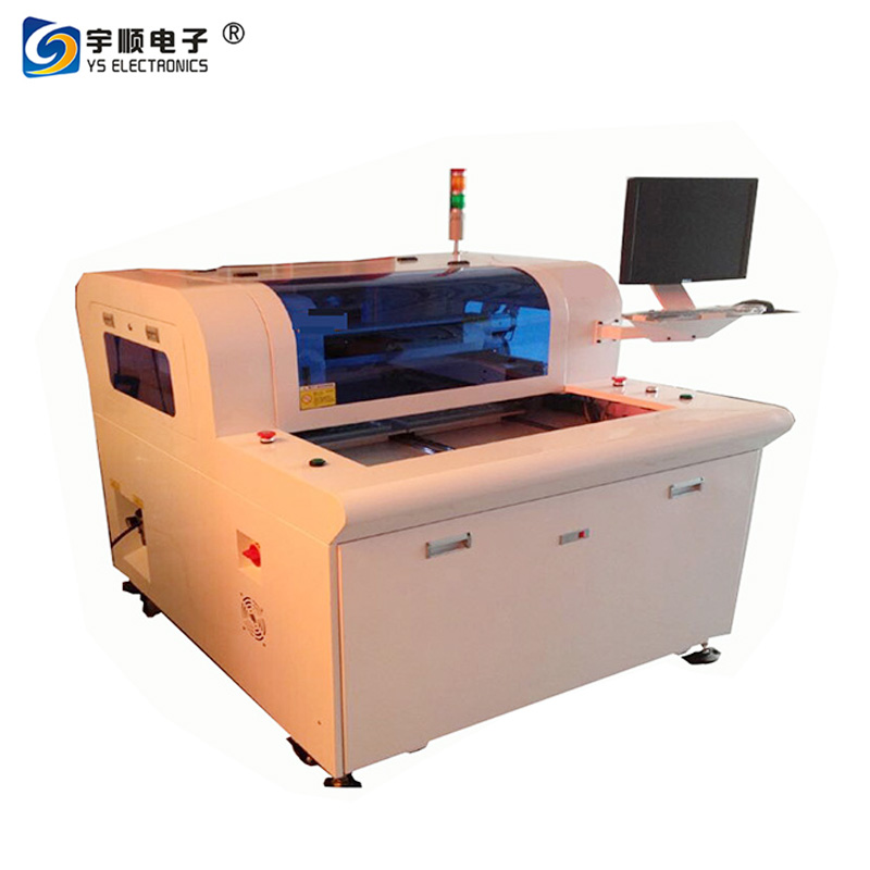 400W Automatic PCB Router Machine With Robust Frame 322 * 322mm